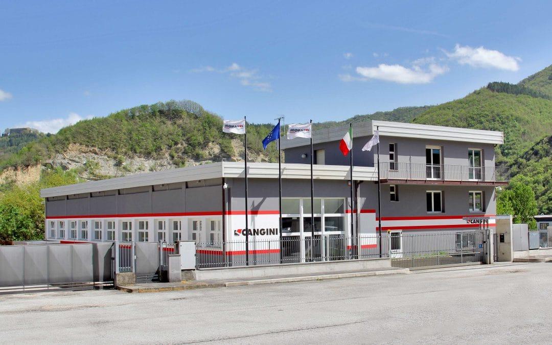 30 Tonnen Leistung für die Cangini-Baggergreifer